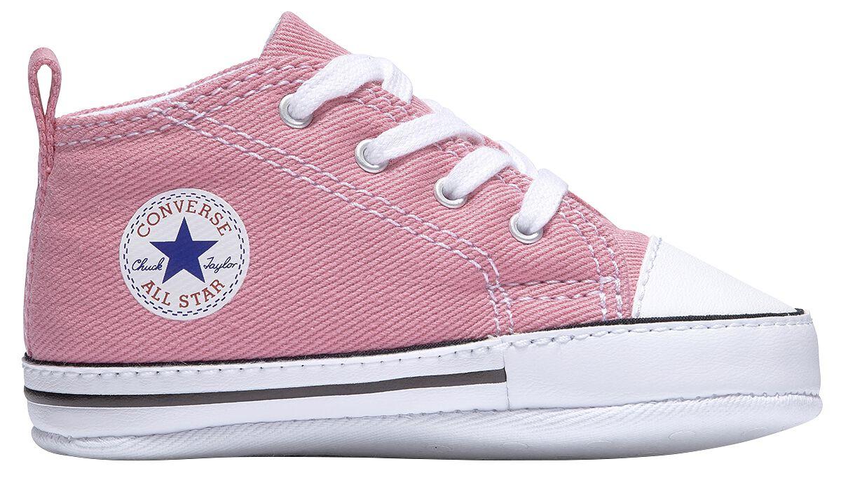 Image of   Converse Chuck Taylor First Star - Hi Babysko pink