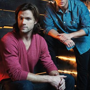 Supernatural Brothers Poster multicolore