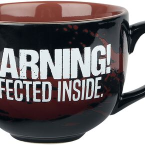 Resident Evil Infected - Tasse Mug multicolore