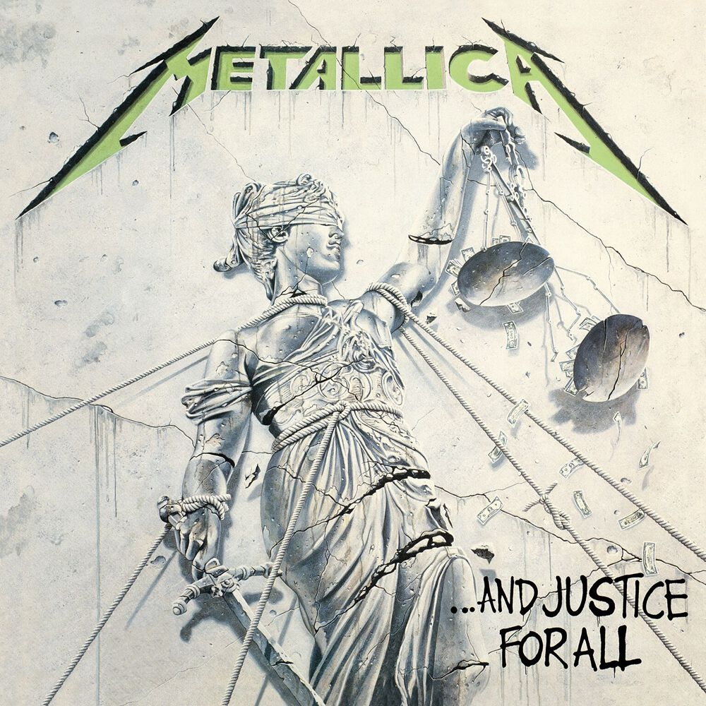 Image of   Metallica ... and justice for all CD standard