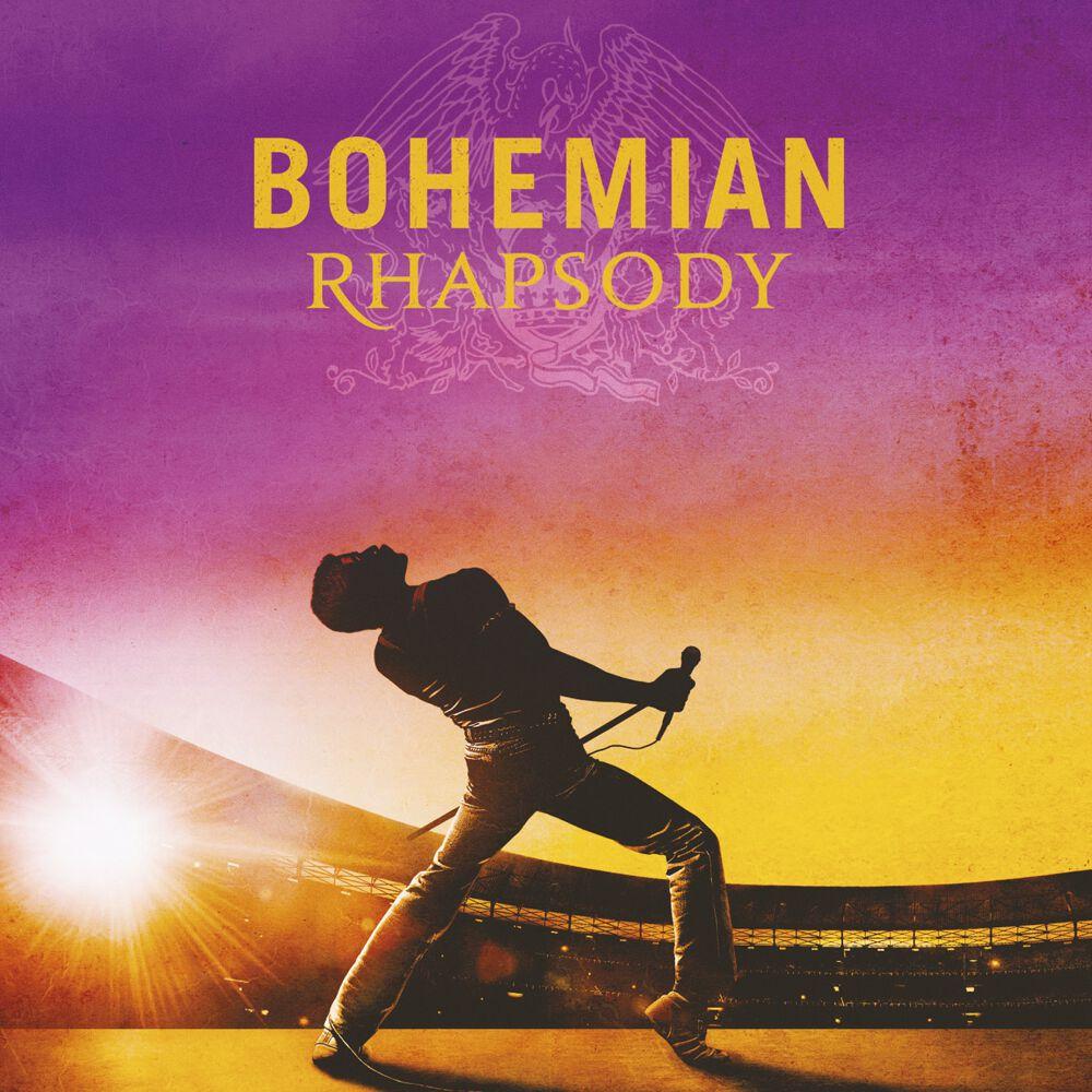 Image of   Queen Bohemian Rhapsody - Original Motion Soundtrack CD standard