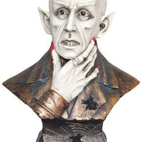 Nemesis Now Le Comte - Le Buste Du Vampire Nosferatu Figurine Standard