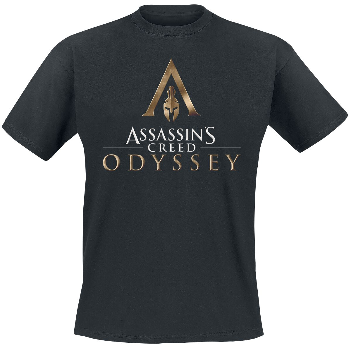 Image of   Assassin's Creed Odyssey - Logo T-Shirt sort