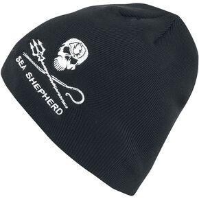 Sea Shepherd Jolly Roger Bonnet noir