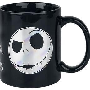 Nightmare Before Christmas (Jack Face) Coffee Mug