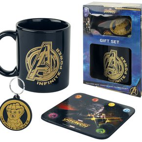 Avengers Infinity War - Coffret Cadeau Fan Pack multicolore