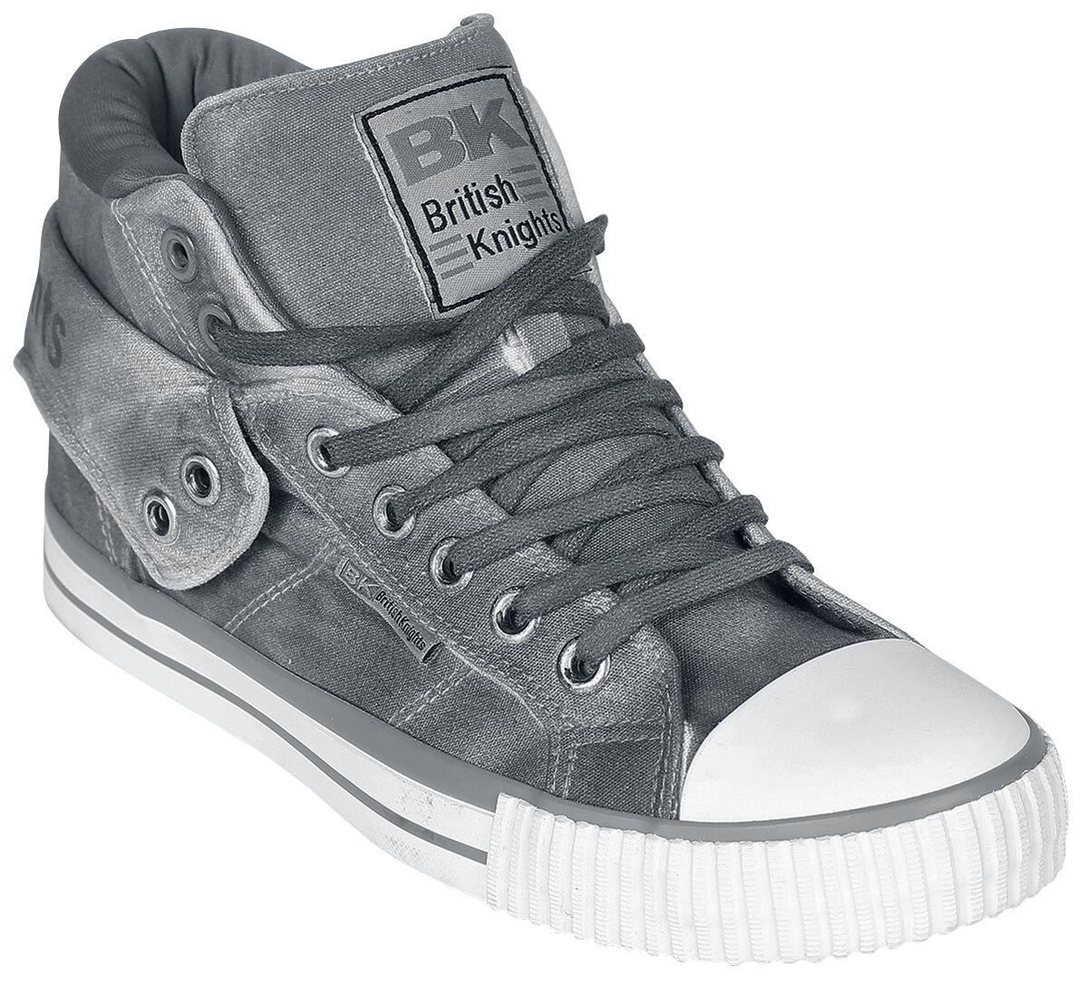 Sneakers für Frauen - British Knights Roco Sneaker grau  - Onlineshop EMP