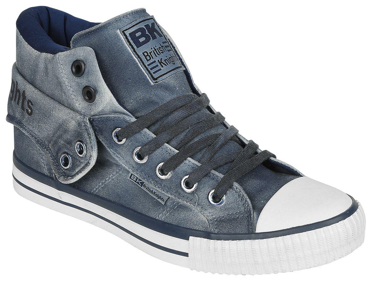 Sneakers für Frauen - British Knights Roco Sneaker blau  - Onlineshop EMP