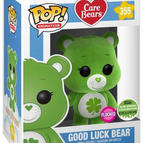Care Bears ECCC 2018 - Figurine En Vinyle Grosveinard (Floquée) 355 Figurine de collection Standard