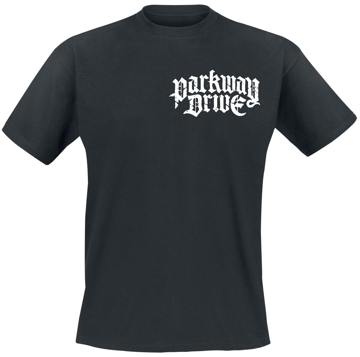 Image of   Parkway Drive Burn Your Heaven T-Shirt sort
