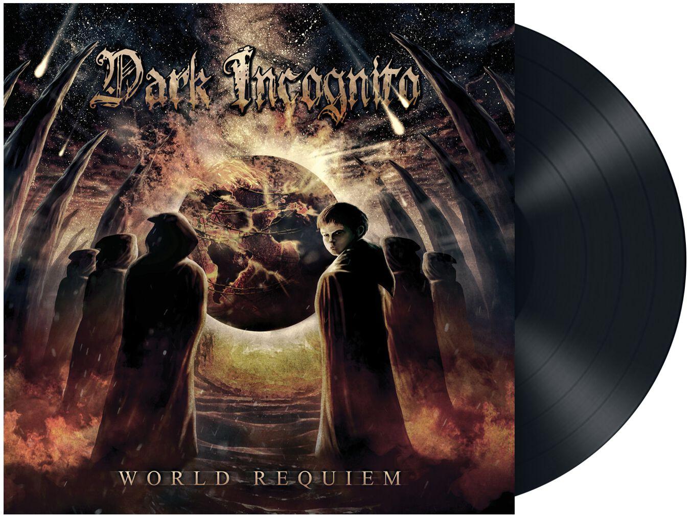 Image of   Dark Incognito World reqiem LP standard