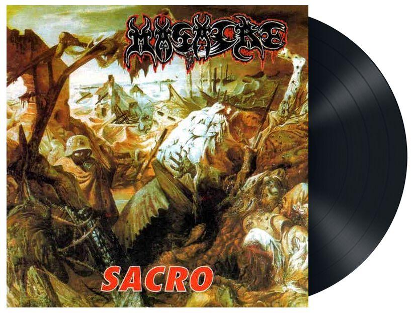 Image of   Masacre Sacro LP standard
