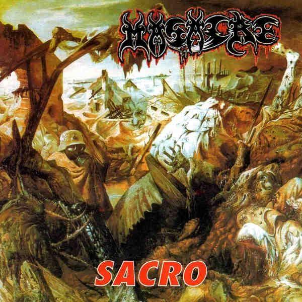 Image of   Masacre Sacro CD standard