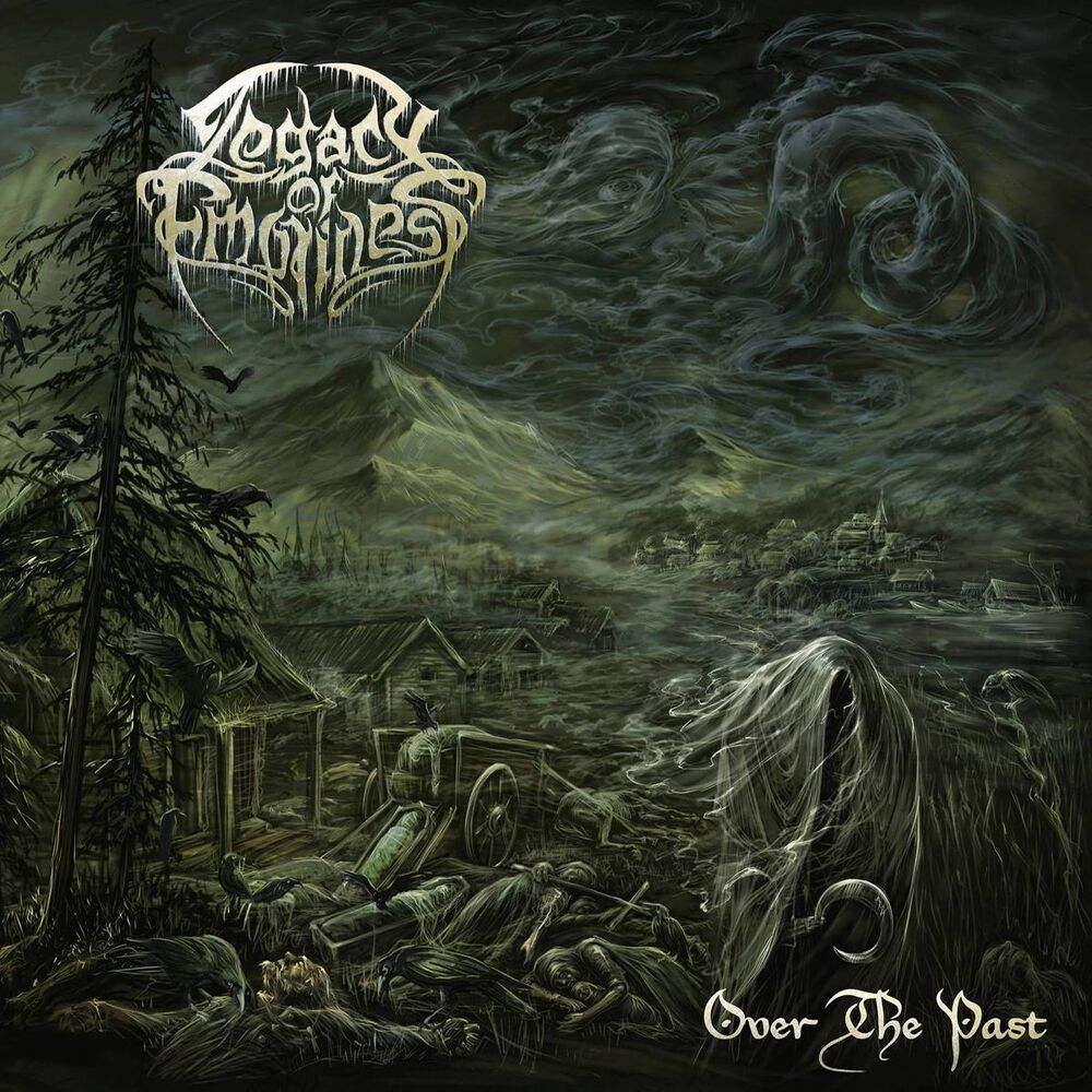 Image of   Legacy Of Emptiness Over the past CD standard