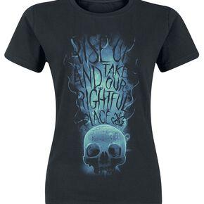 Les Animaux Fantastiques Grindelwalds Verbrechen - Rise Up T-shirt Femme noir