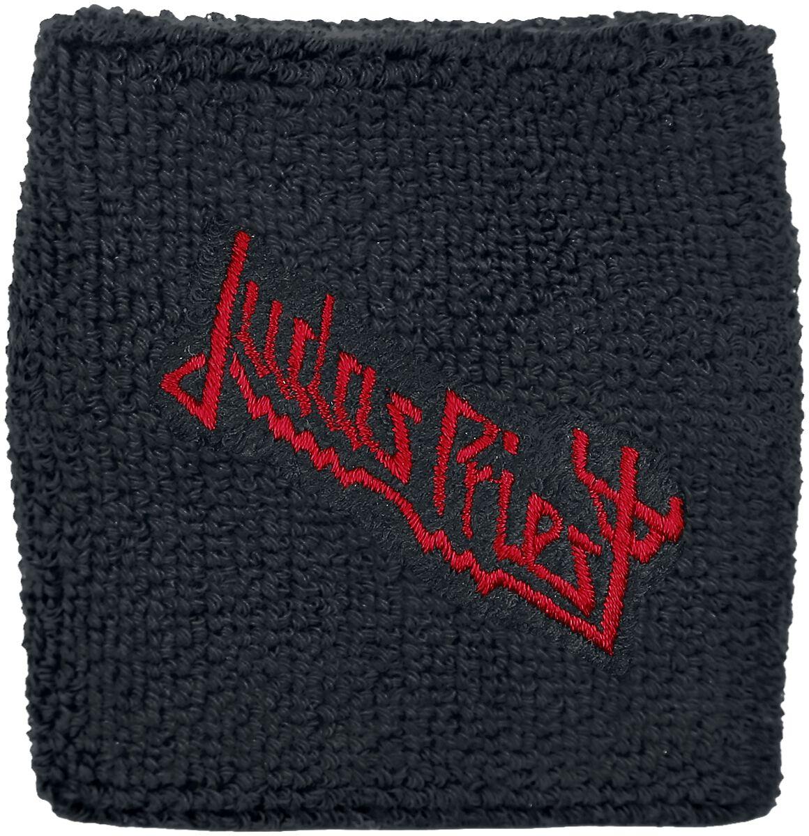 Image of   Judas Priest Logo Armbånd sort