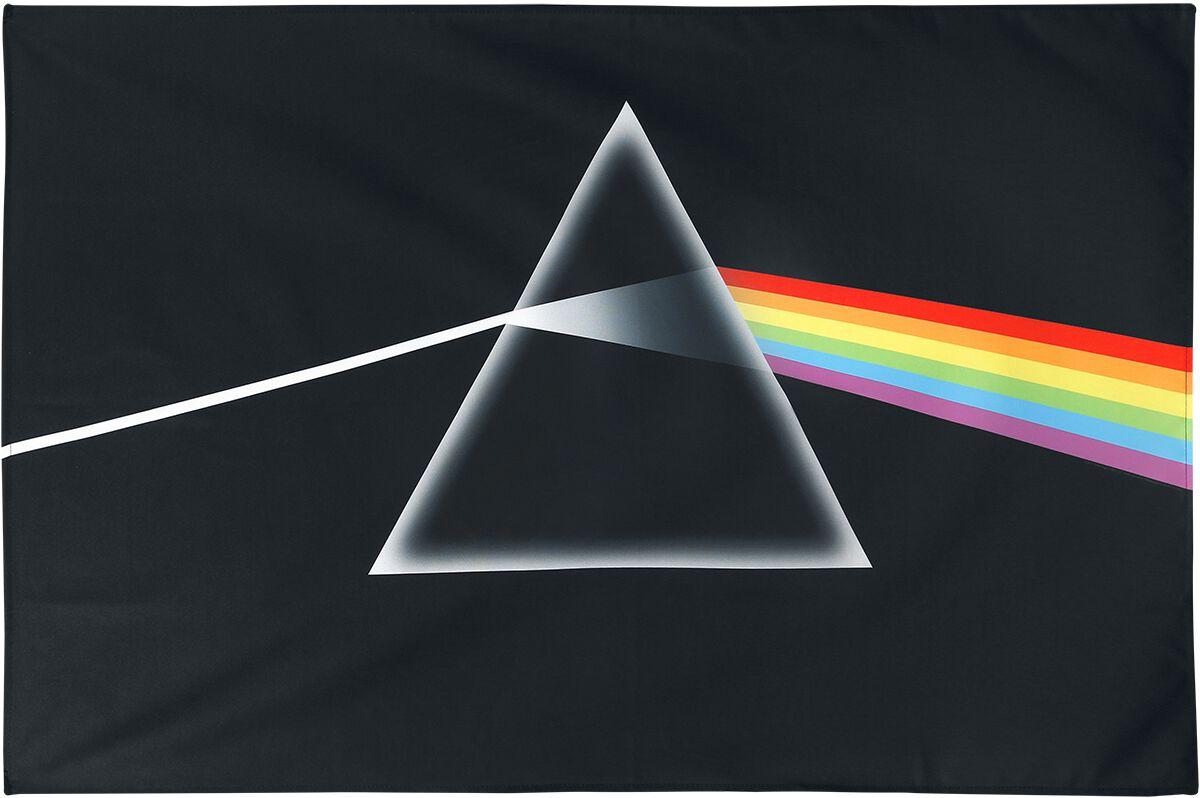 Image of   Pink Floyd Dark Side Of The Moon Stofplakat multifarvet