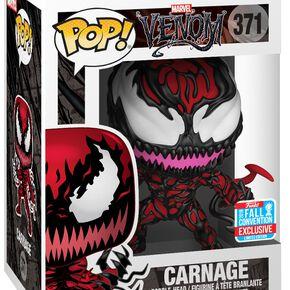 Venom (Marvel) NYCC 2018 - Figurine En Vinyle Carnage 371 Figurine de collection Standard