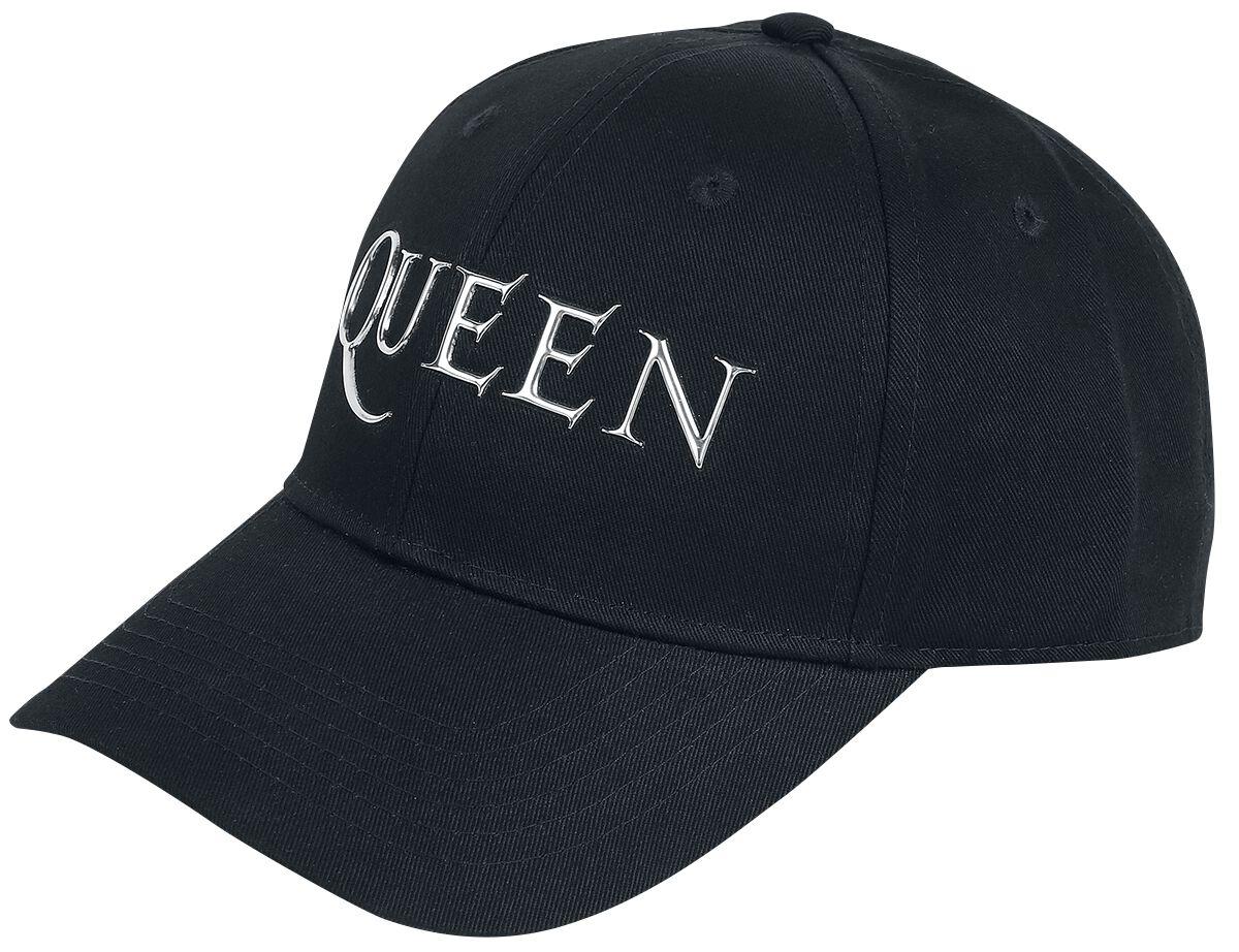 Image of   Queen Sonic Silver Logo Baseball Cap sort