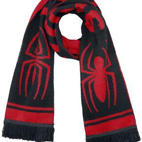 Spider-Man Logo Écharpe noir/rouge/blanc