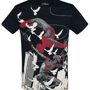 Spider-Man Miles Morales - Spider-Man T-shirt noir