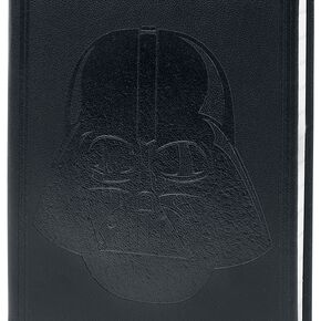 Star Wars Dark Vador - Carnet De Notes A6 Pocket Premium Cahier noir