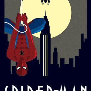 Spider-Man Marvel Deco - Spider-Man Poster multicolore