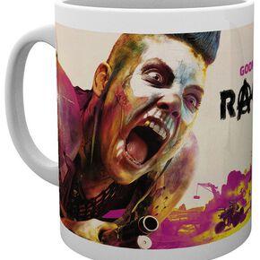 Rage 2 - Goon Squad Mug blanc