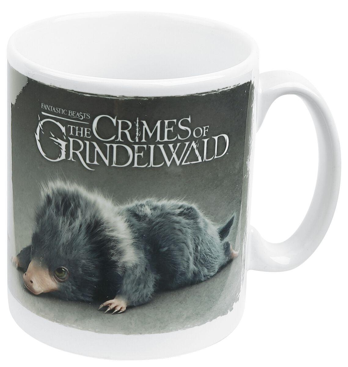 Image of   Fantastic Beasts Grindelwalds Verbrechen - Einstein Krus multifarvet