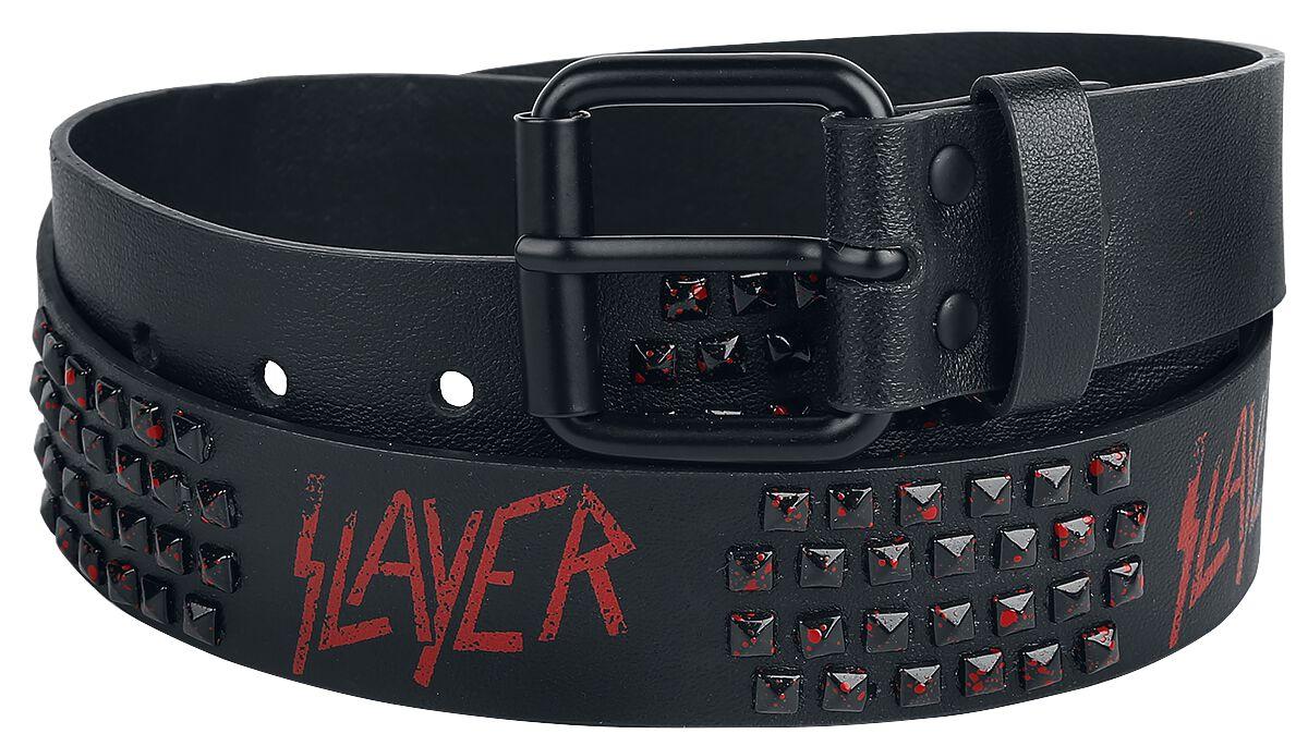 Image of   Slayer Bælte sort