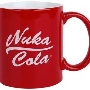 Fallout Nuka Cola Mug rouge/blanc