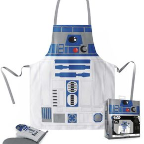 Star Wars R2-D2 Tablier de cuisine multicolore