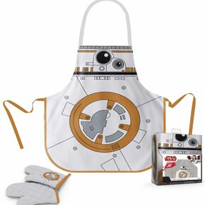 Star Wars BB-8 Tablier de cuisine multicolore