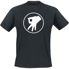 Reingeschaut T-shirt noir
