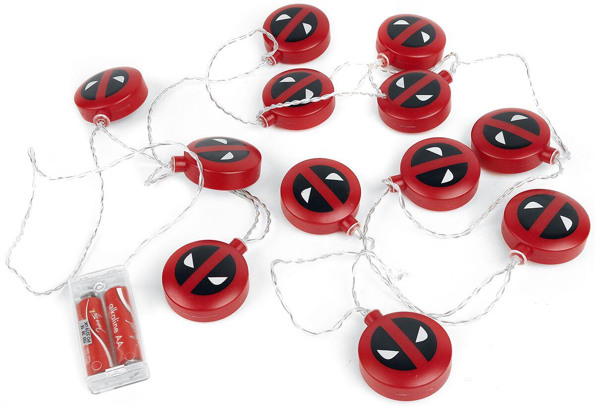 Image of   Deadpool Logo Lyskæder Standard
