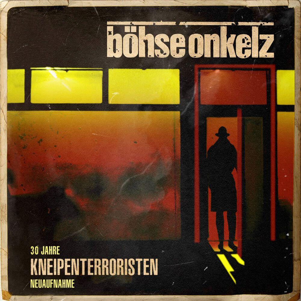 Image of   Böhse Onkelz Kneipenterroristen (30 Jahre Kneipenterroristen) CD standard