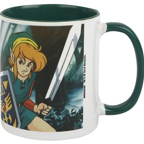 The Legend Of Zelda The Lost Woods Mug multicolore