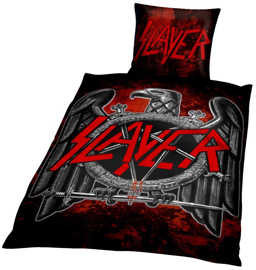 Image of   Slayer Eagle Sengesæt multifarvet