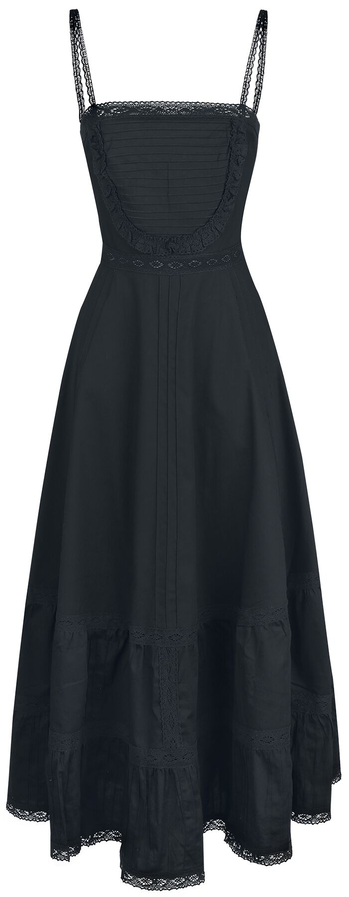3dc8d8484 Spin Doctor Amara Mini Dress Kjole sort