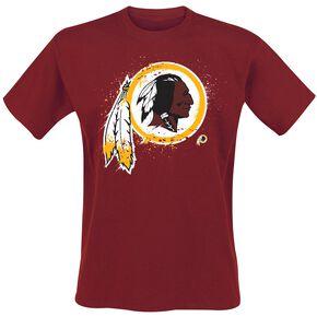 NFL Washington Redskins T-shirt rouge foncé