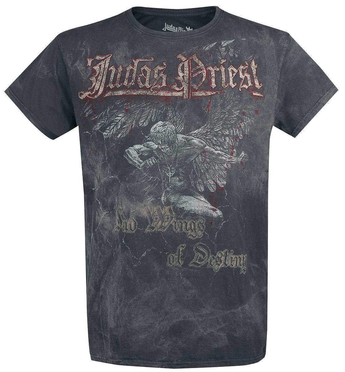 Image of   Judas Priest Destiny T-Shirt grafit