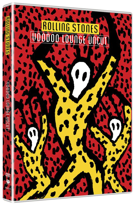 Image of   The Rolling Stones Voodoo lounge uncut DVD standard