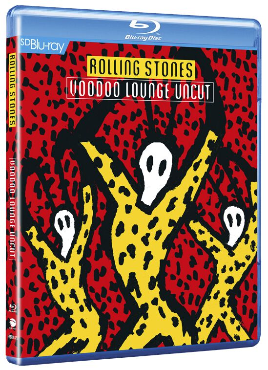 Image of   The Rolling Stones Voodoo lounge uncut Blu-ray standard