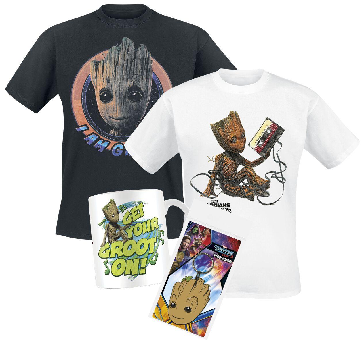 Image of   Guardians Of The Galaxy Fanpakke Fanpakke Standard