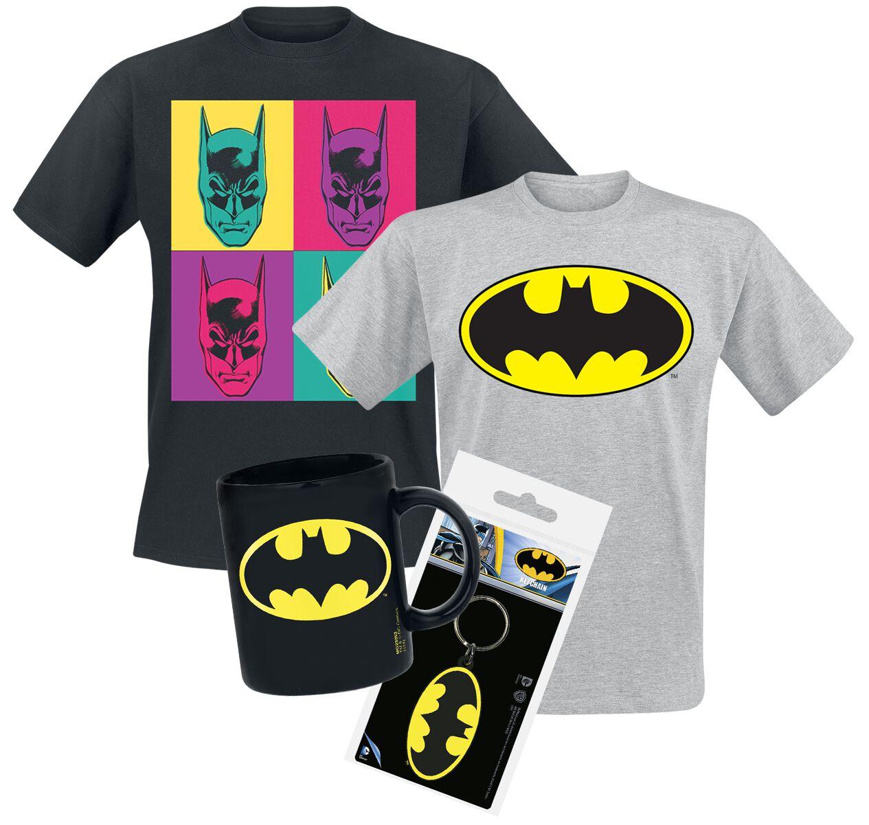 Image of   Batman Fanpakke Fanpakke Standard