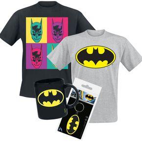 Batman Pack Pour Fan Fan Pack Standard