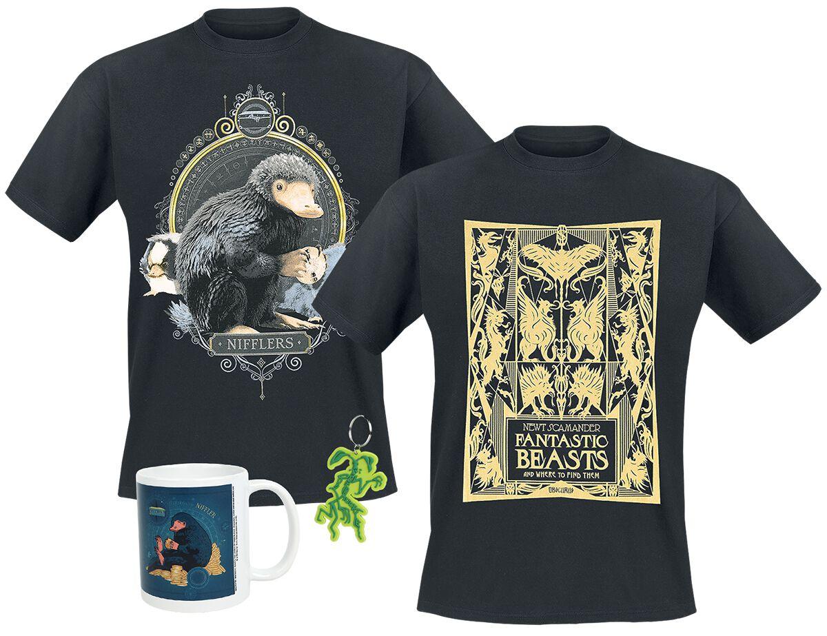 Image of   Fantastic Beasts Grindelwalds Verbrechen Fanpakke Standard