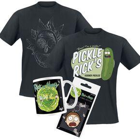 Rick & Morty Pack Pour Fan Fan Pack Standard
