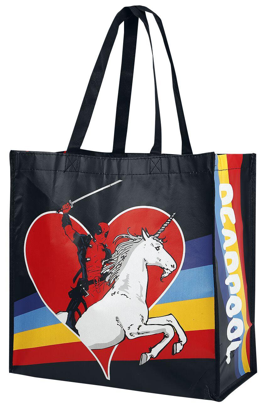 Image of   Deadpool Unicorn Indkøbstaske Standard