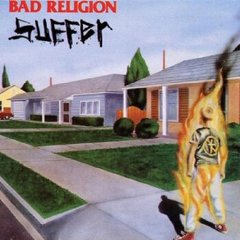 Bad Religion Suffer LP Standard
